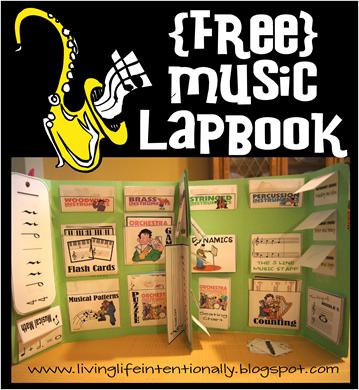 math worksheet : kids learn music  free lapbook : Homeschool Worksheets For Kindergarten