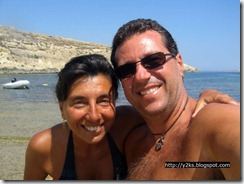 Ale e Max a Gozo Malta