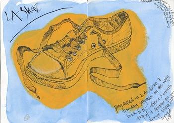 Di's LA Sneaker 2