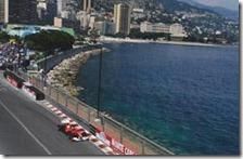Ferrari a Montecarlo