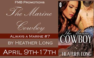 The Marine Cowboy Banner
