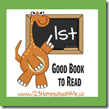 1st Grade Books to Read