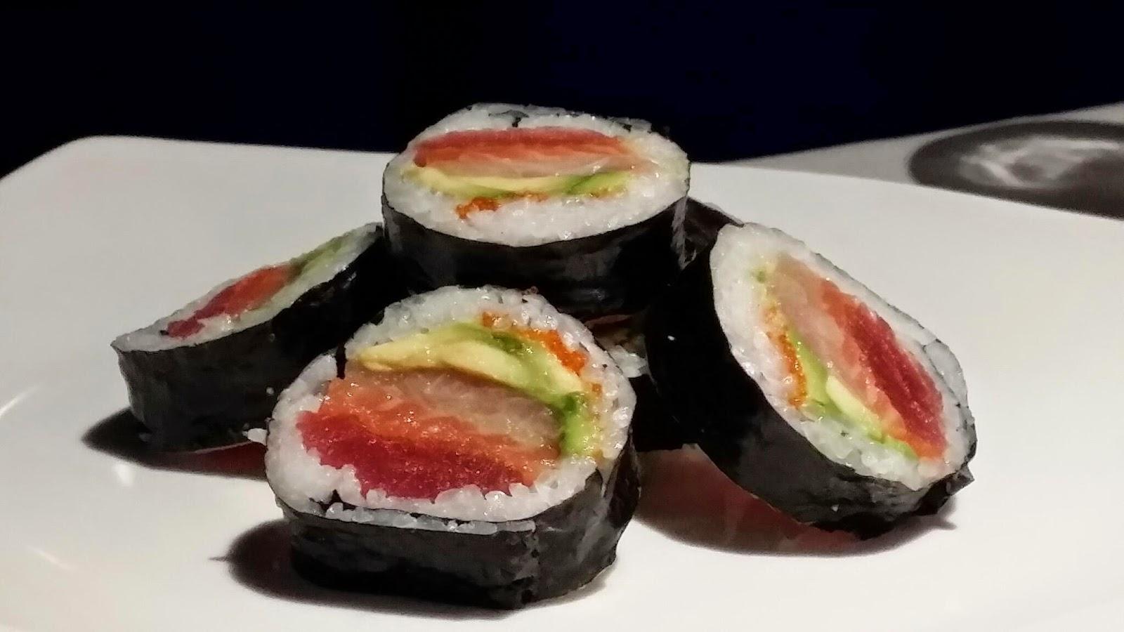 Back40 bringing back the old ways the blue fish for Blue fish sushi