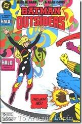 P00009 - Batman y los Outsiders #17