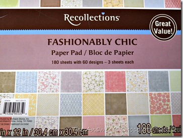 Fashionably Chic Recollections