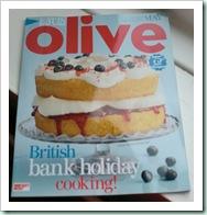 olive magazine may 2012