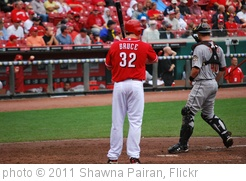 'Reds v Astros 9.21.11' photo (c) 2011, Shawna Pairan - license: http://creativecommons.org/licenses/by-nd/2.0/
