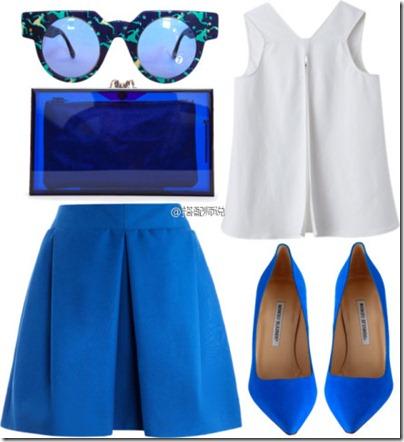 Royal Blue Mix N Match 02