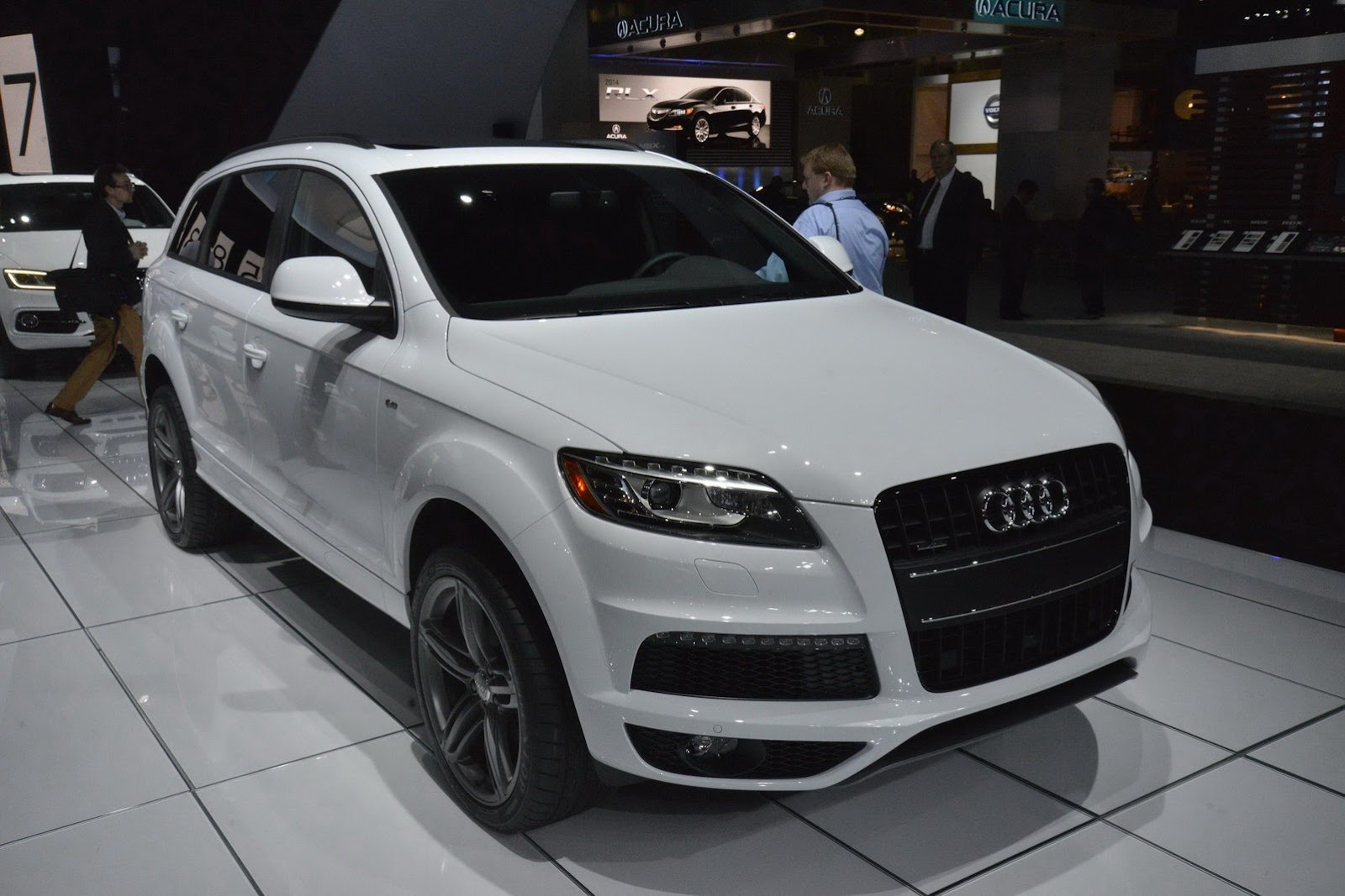Audi Introduces New HP Liter V Diesel For A A A And - Audi usa models