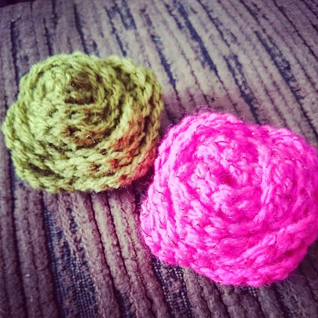 crochet rose flower pattern how to make