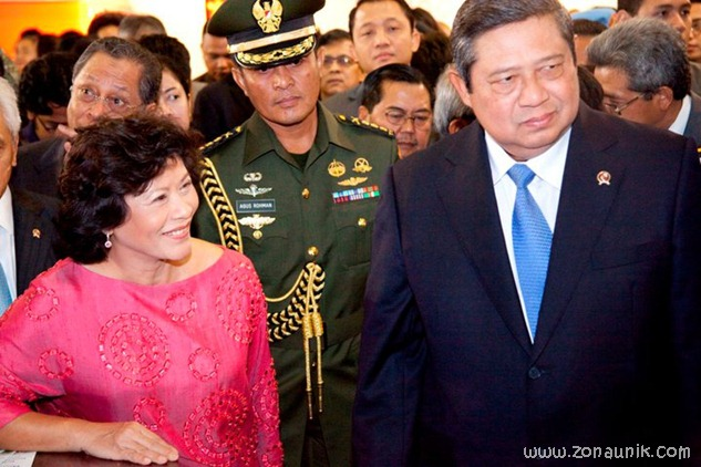 foto keseharian Presiden Indonesia Susilo Bambang Yudhoyono (39)