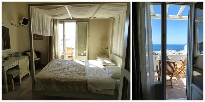 vencia bedroom seaview