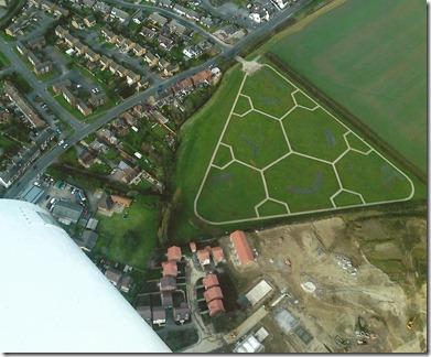 Bondgate Aerial pic