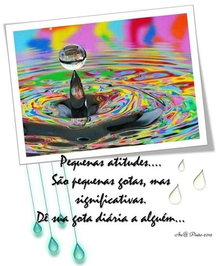 GOTAS DE ATITUDE