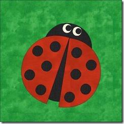 appliqued animals ladybug3