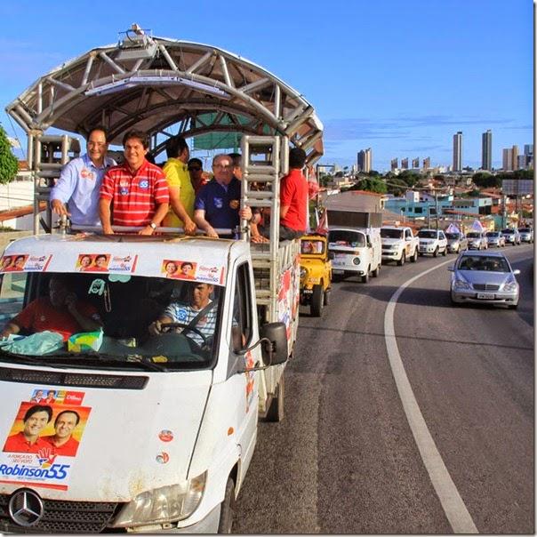 Caravana da Liberdade Natal e Parnamirim (1)
