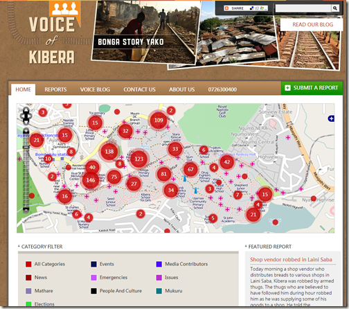 Voice of Kibera
