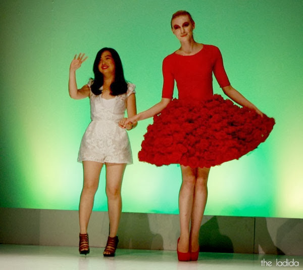 Raffles Graduate Fashion Show 2013 - Fergie Theodora (2)
