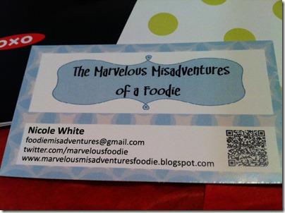 Marvelous Misadventures