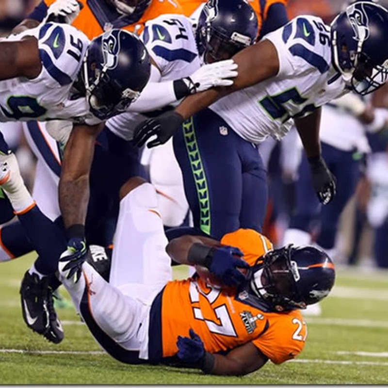 Seatle arrolla a Denver y gana el Super Bowl