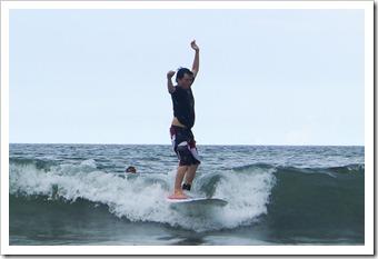 bagasbas surfing