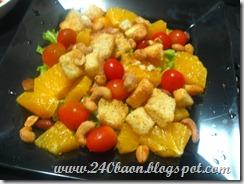citrus salad, by 240baon