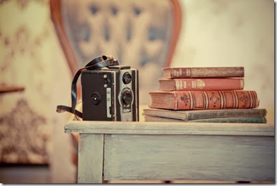 Vintage-books-soiree