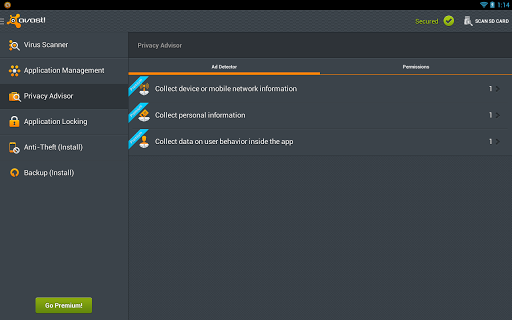 how to add a device avast