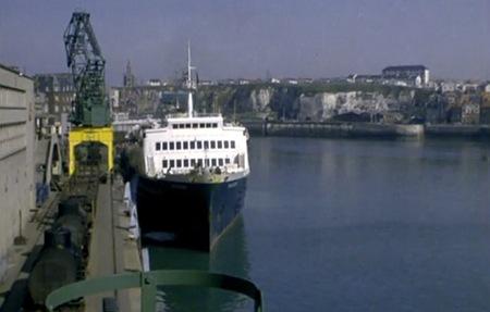 Video αρχείου από τη ναυπήγηση και τα πρώτα δρομολόγια του «Επτάνησος»