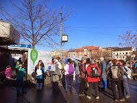 2014. 03. 08. - Nagykovácsi kerülő túra + taggyűlés