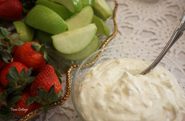 Recipe-Fruit Dip 012