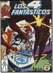 P00014 - Los 4 Fantásticos v1 #14