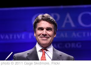 'Rick Perry' photo (c) 2011, Gage Skidmore - license: http://creativecommons.org/licenses/by-sa/2.0/