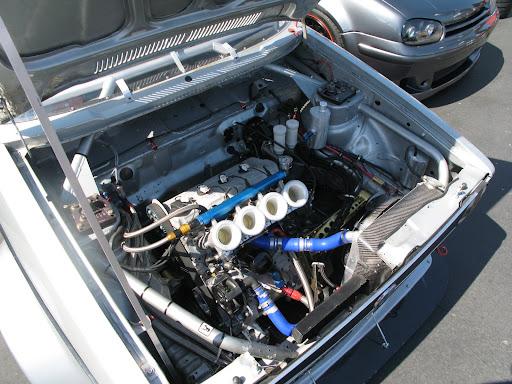 MK1 Rabbit Frankenstein Motor