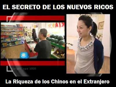 EL SECRETO DE LOS NUEVOS RICOS CHINOS [ Video DVD ] – Cómo están construyendo la riqueza los Chinos en el extranjero