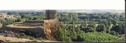 Castillo de Cea Leon rio cea