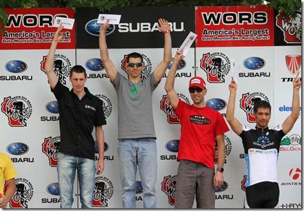 wausau Nathan podium 2011-3