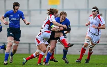Leinster Women v Ulster