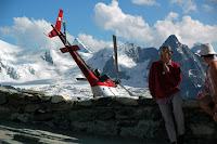 Alpy Walijskie, lipiec 2009