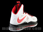 nike lebron 10 gr miami heat home 1 04 Release Reminder: Nike LeBron X MIAMI HEAT Home