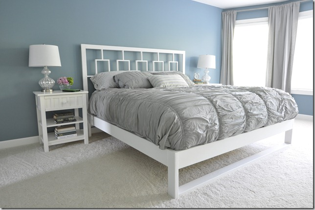 Bed Frame 045