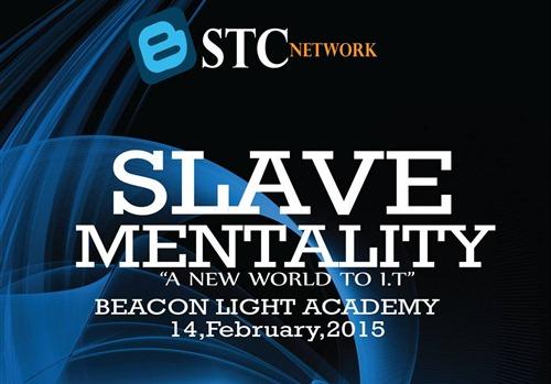 victims of slave mentality seminar