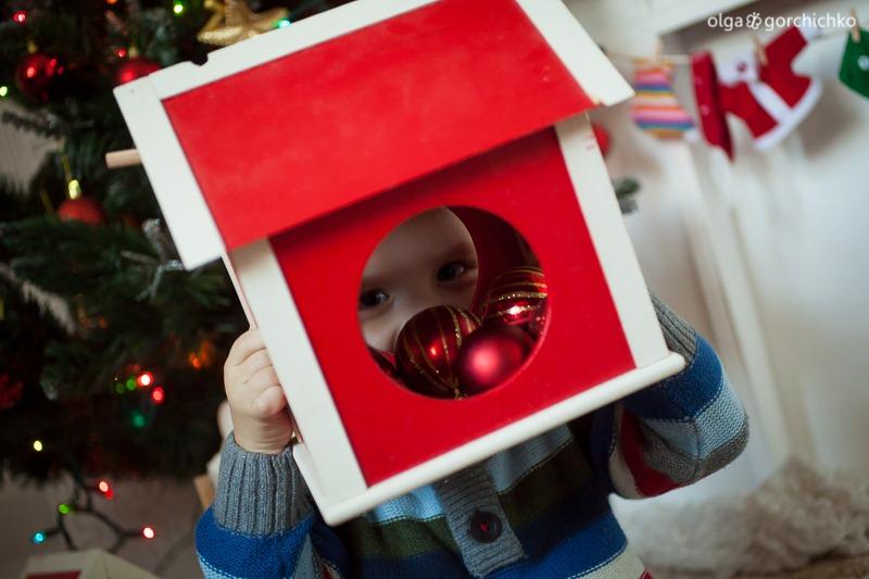 Детский новогодний фотопроект Рождественские мечты. 25. Андрюша-0553