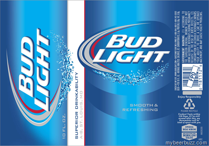 High Quality Another Interesting Package Coming From Anheuser Busch For Bud Lightu202610oz  Cans And 7oz Bottles. Weu0027ve Seen This Small 7oz Package Before From Dos  Equis, ...