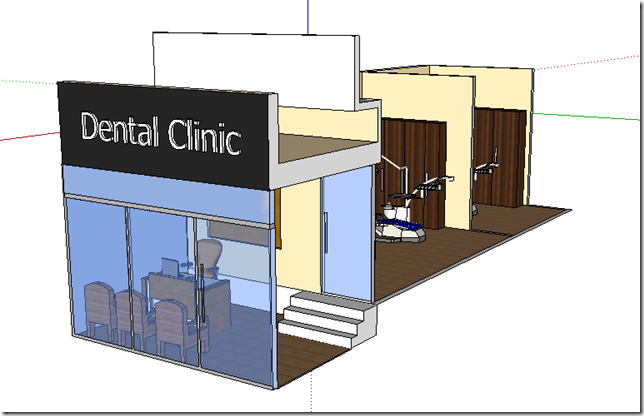 Interior Concepts Dental Clinic Design
