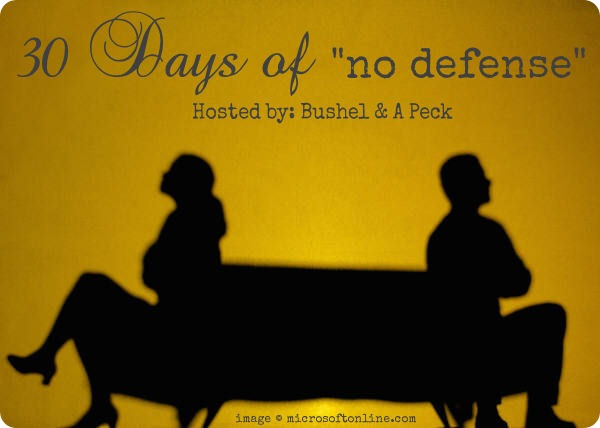 30 Days of No Defense