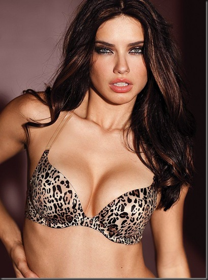 Adriana Lima - Victoria's Secret latest Photoshoot