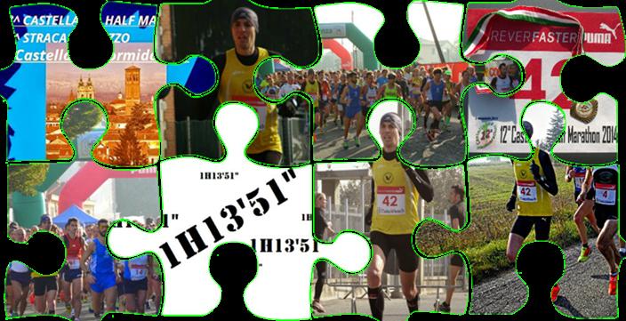 12aCastellazzo Half Marathon