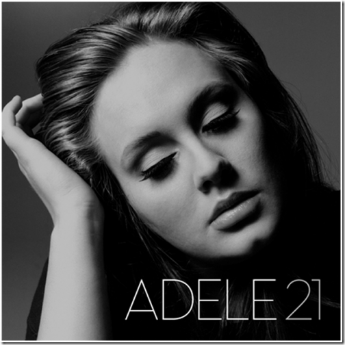 cover art album 21 adele