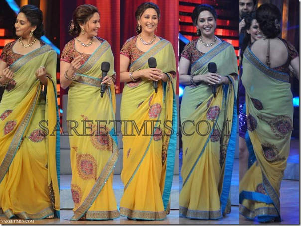 Madhuri_Dixit_Designer_Saree